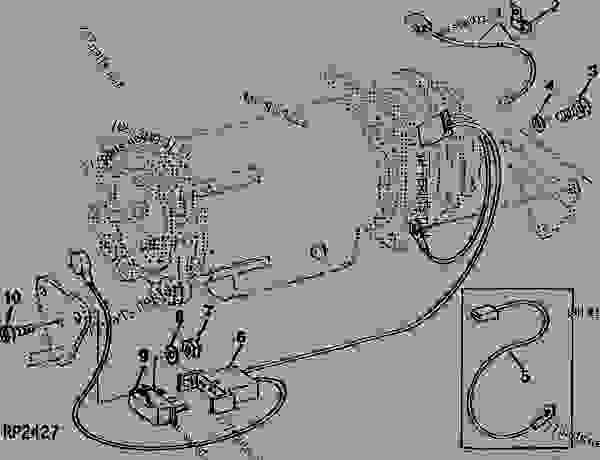 30 John Deere 4430 Parts Diagram