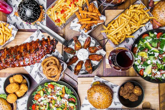 RocoMamas - Best Smash Burgers, Ribs Wings Restaurant