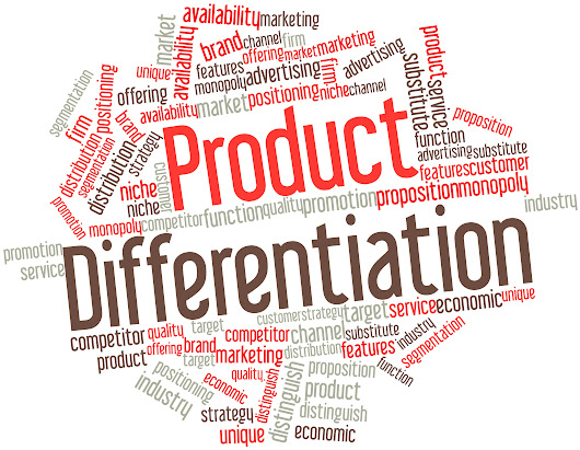 Highlighting Your Differentiators in the Technology Marketplace
