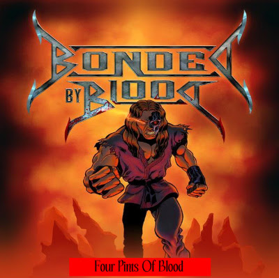 Bonded by Blood - Four Pints of Blood