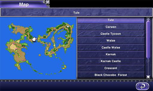Final Fantasy V World Map Theme Furosemide