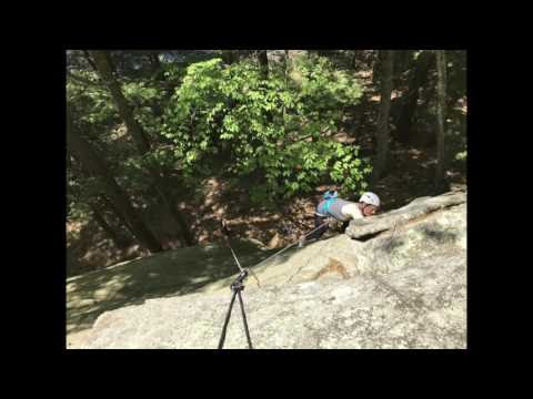 The Lower Slabs - Rock Climbing