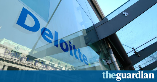 Deloitte hit by cyber-attack revealing clients' secret emails | Business | The Guardian