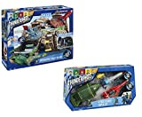 Thunderbirds BUNDLE - Tracy Island & Vehicle Super Set 2 ITEMS (Dispatched From UK)