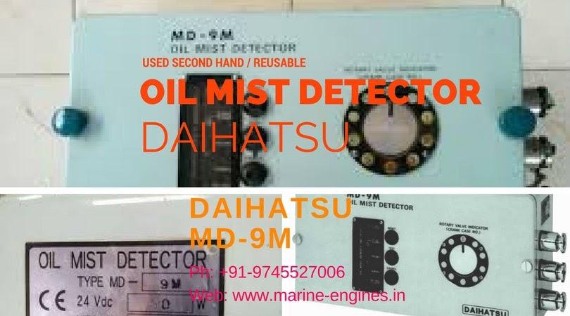 Daihatsu MD-9M Oil Mist Detector for Sale