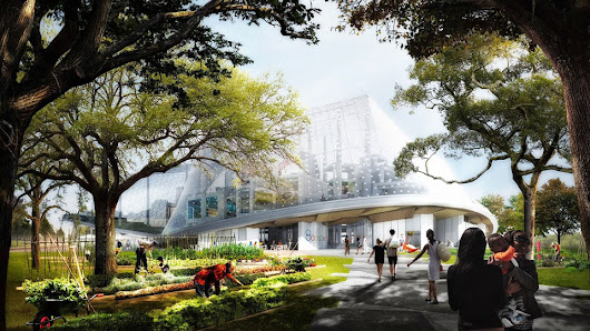 Google's New California Campus Will Be More Like a Sci-Fi City Than an Office