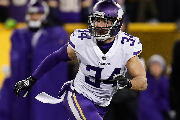 53b2a83e9 Eagles sign S Andrew Sendejo to one-year deal