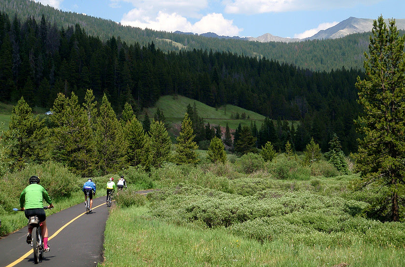 East side of Vail Pass, I-70 Corridor