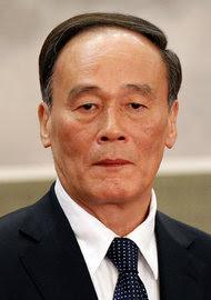 王岐山,反腐调查总负责人。