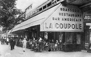 La Coupole Montparnasse