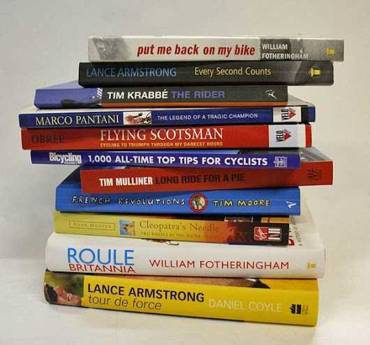 Great cycling reads - for the cycling enthusiast