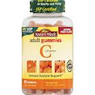 Nature Made Vitamin C Adult Orange Gummies - 80 count