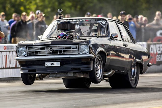 Ingenuity and a Whole Lotta' Nitrous Make This Opel Ascona Scoot - Hot Rod Network
