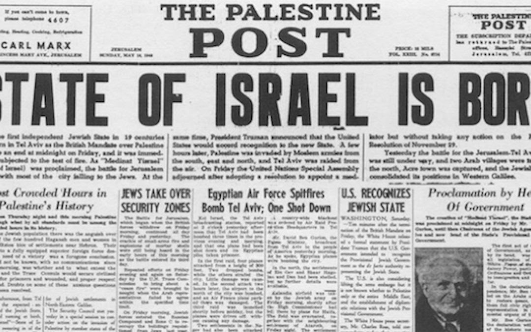 Hasil carian imej untuk 1948 israel