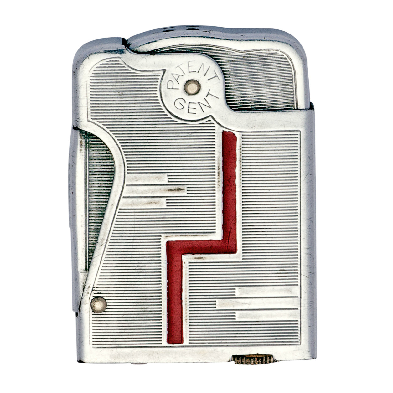 Cigarette lighter (Austria, 1932), produced by Arthur Dubsky, Vienna (© Rodney and Diana Capstick-Dale)