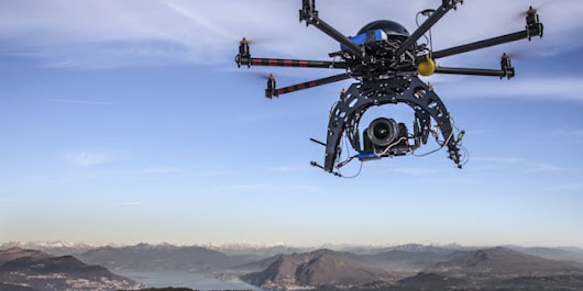 Why Being A Drone Pilot Is The Job Of The Future