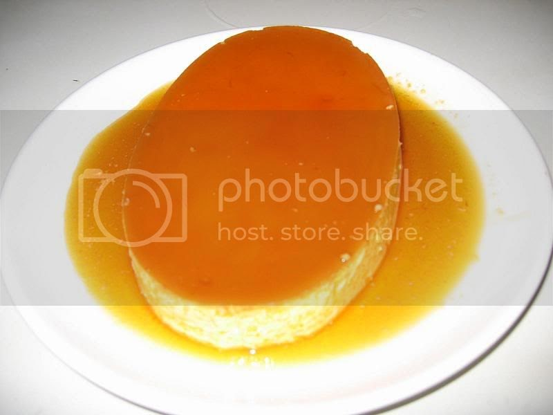 Recipes Of Pinoy Dishes Leche Flan