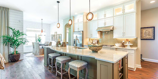 What Interior Designers Are Cooking Up in Today's Florida Kitchens - MasterCraft Builder Group