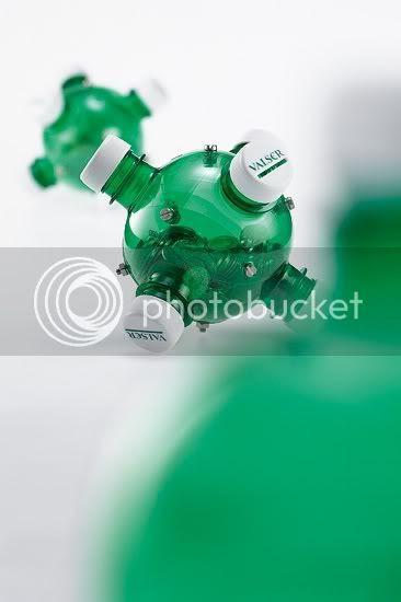 plastic bottle coin bank