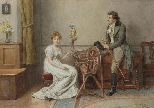 The Spinster's Numeration Table: A Guide for Nineteenth Century Men