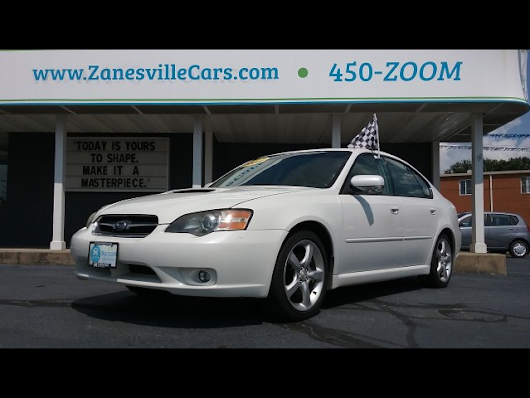 2005 Subaru Legacy 2.5 GT Limited for sale at Car Nation | Used Cars Zanesville