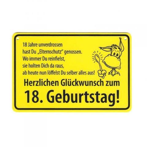 Tinnitus Free 18 Geburtstag Sprüche Lustig Kurz