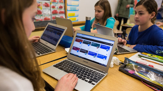 Building #withClassroom: stories of real schools using Classroom integrations