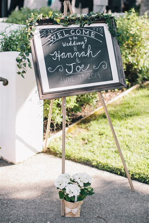 Wedding Signs, Wood Signs & Chalkboard Signs   Inside Weddings