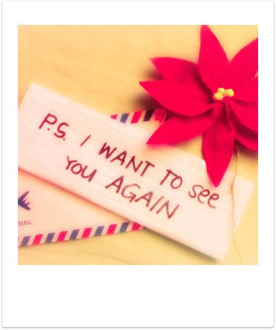 really really want. ):