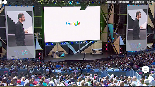 5 Takeaways for Marketers From the First Day of Google I/O