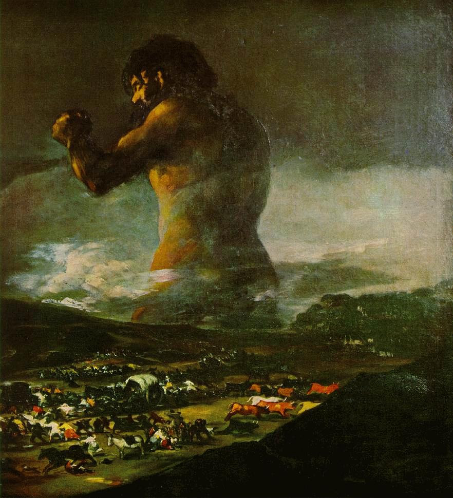 Francisco De Goya Romanticism Paintings