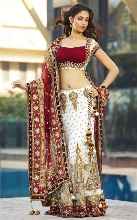 Dress & Gown: Fascinating Indian Wedding Dresses For