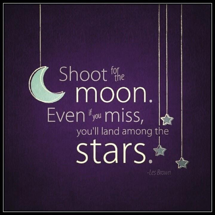 Reach For The Stars Picture Quotes