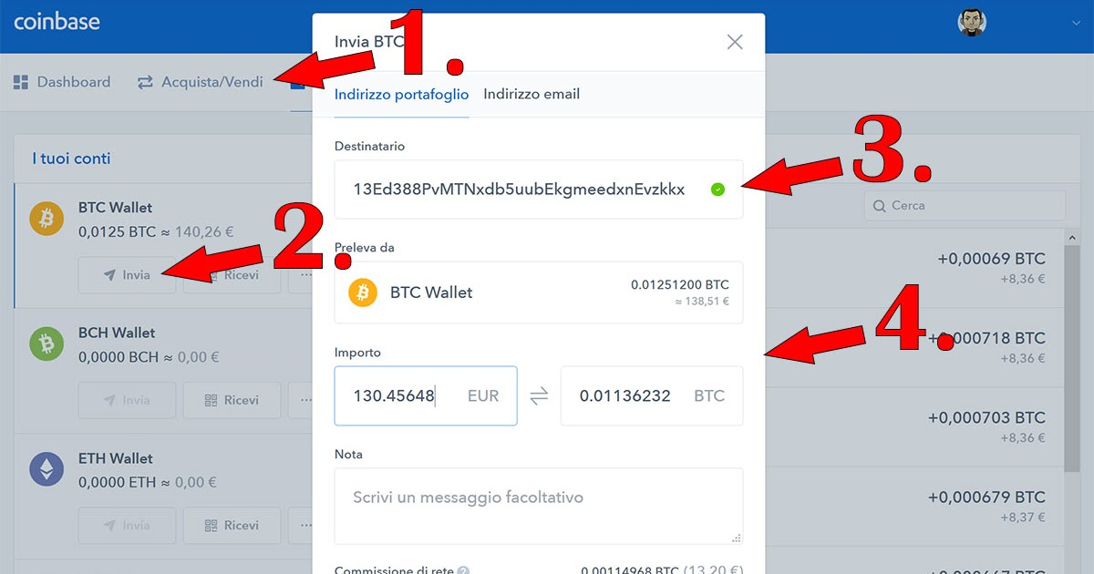 How To Transfer Bitcoin From Coinbase To Binance Without ...