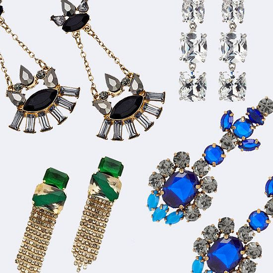 Party Earrings Under $75 | Shopping