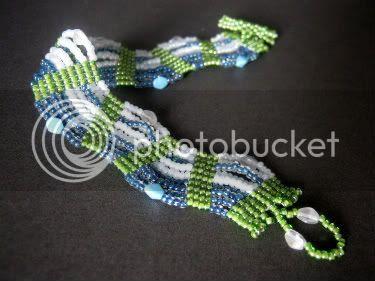 Blue Crush Bracelet