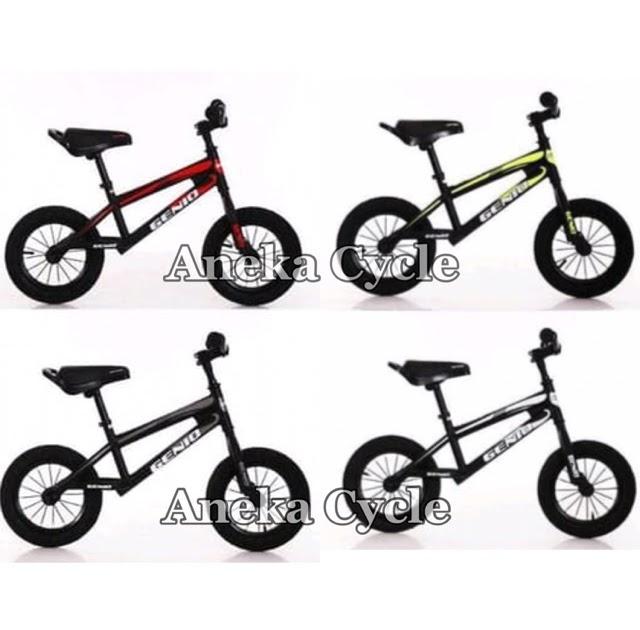 Sepeda Roda 3 Tanpa Pedal - Trend Sepeda