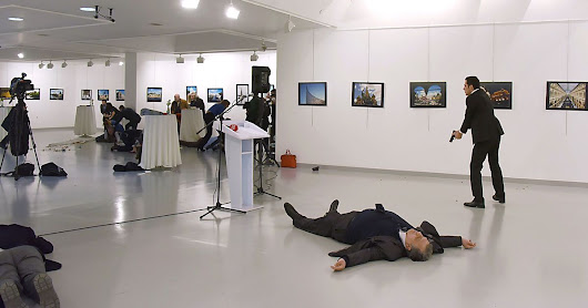 Considering the Ankara Assassination Photos As History Painting
