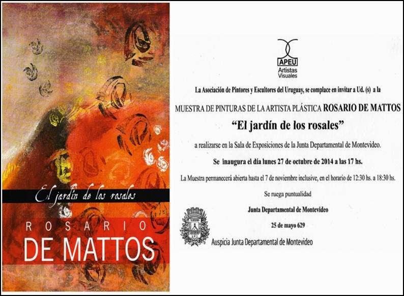 imagen - ROSARIO DE MATTOS