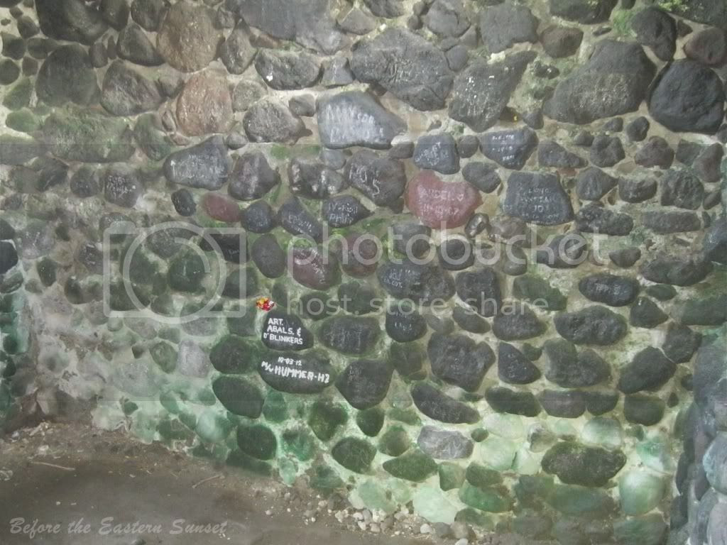 Vandalism at Cagsawa Church, Bicolandia