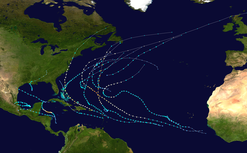 Archivo:2011 Atlantic hurricane season summary map.png