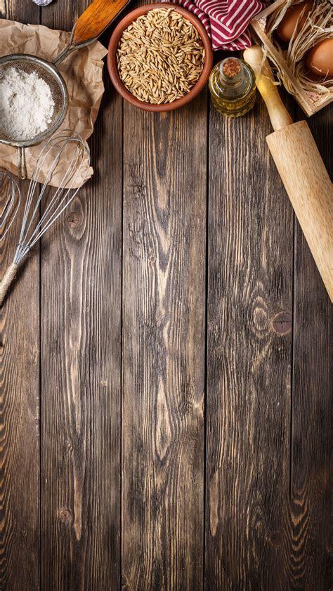 Food Wood Plank Background H5, Food, Board, Wood