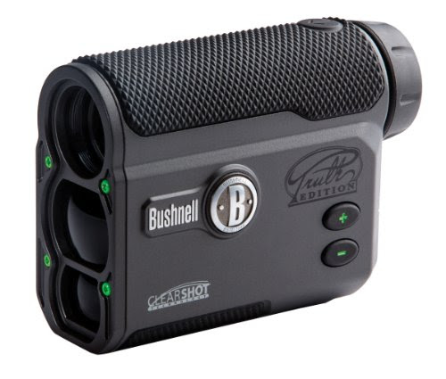 Bushnell 202442 The Truth ARC 4x20mm Bowhunting Laser Rangefinder with Clear Shot - outdoorsNsports