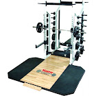 """York Barbell 54253 York ST So Inset for Double Half Rack (Fits Both Sides) and Triple Combo Rack (Half Rack Side) - 21.75"""""""