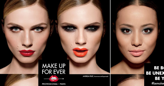 The First Transgender Model Makeup Campaign Ever -- The Cut