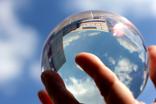 The Digital Marketing Crystal Ball - 7 Predictions for 2016!
