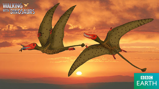 Image: Walking with Dinosaurs: Rhamphorhynchus by TrefRex on DeviantArt