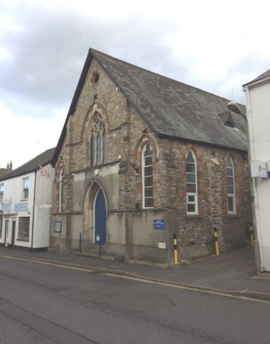 A Former Methodist Hall Suitable for A Variety Of Uses Subject To Planning Honiton - Pepper Commercial