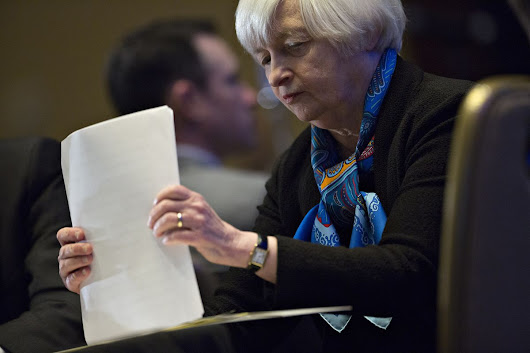Yellen Says Pockets of 'Persistently High' Unemployment Remain