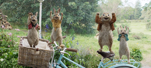 Parent's Review of Peter Rabbit: What Moms and Dads Need to Know